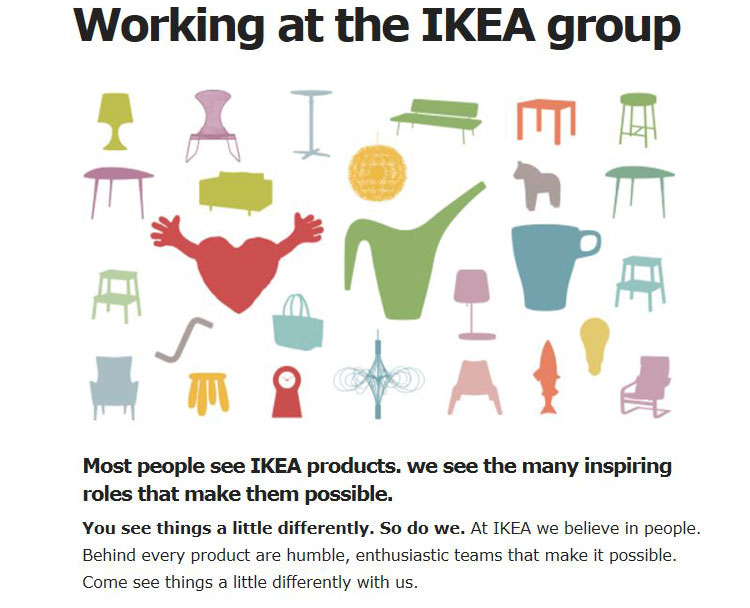 mission and vision in ikea 115 mission statements and company core twitter, to global brands like mcdonald's, ikea, marriott and ford motor cars and non-profits creative commons, ted talks, oxfam, and human rights watch companies large and small take the time to develop their mission and/or vision.